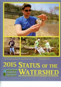 Status of the Watershed Cover - 2015 001