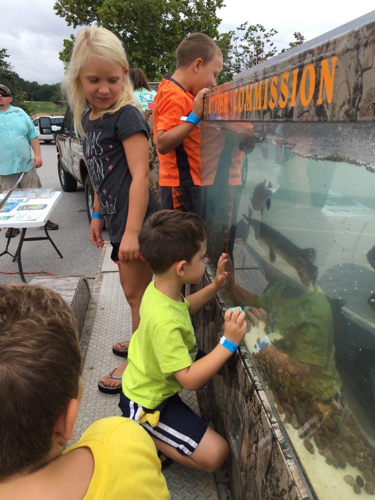 AGFC Aquarium